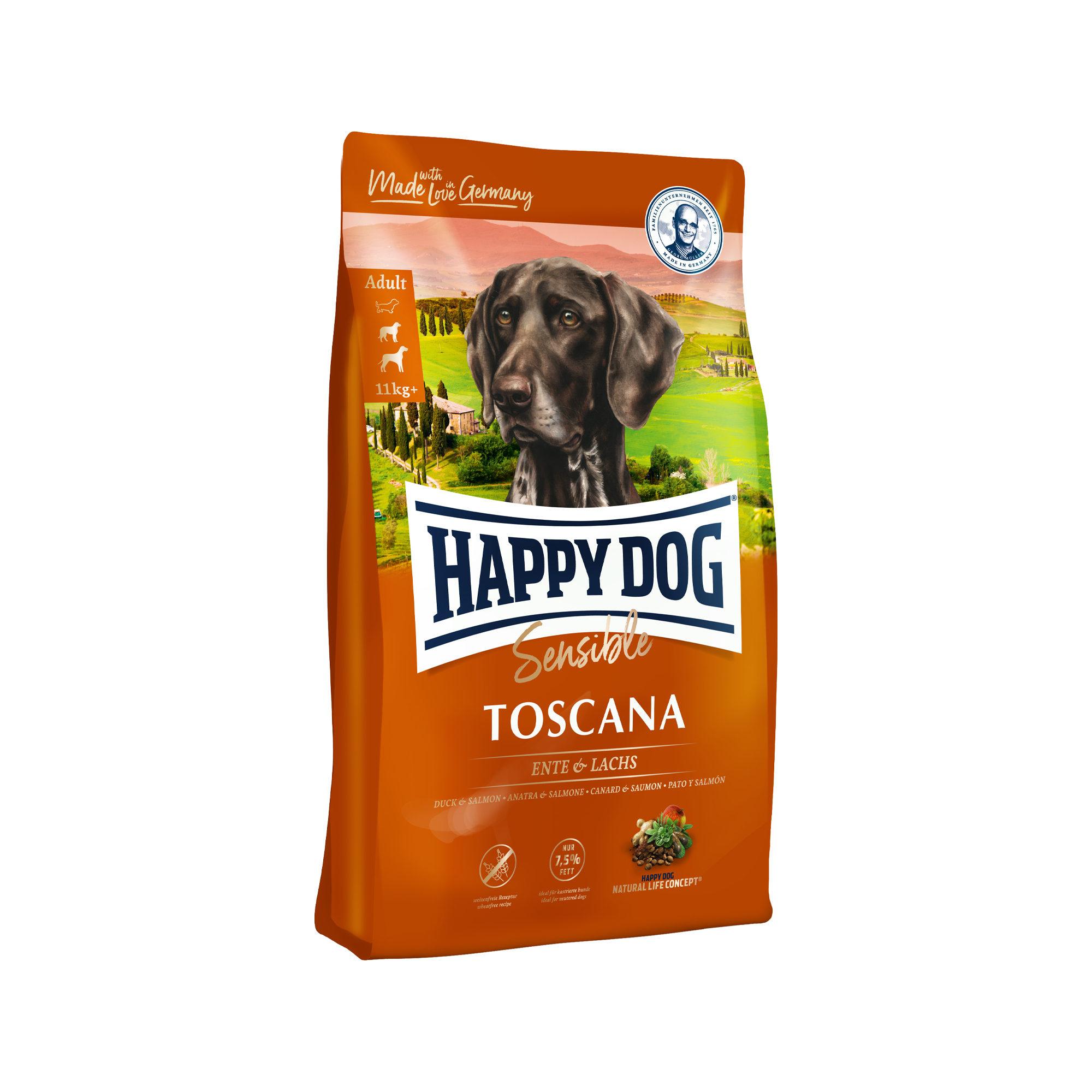 Happy Dog Supreme Sensible Toscana Hundefutter