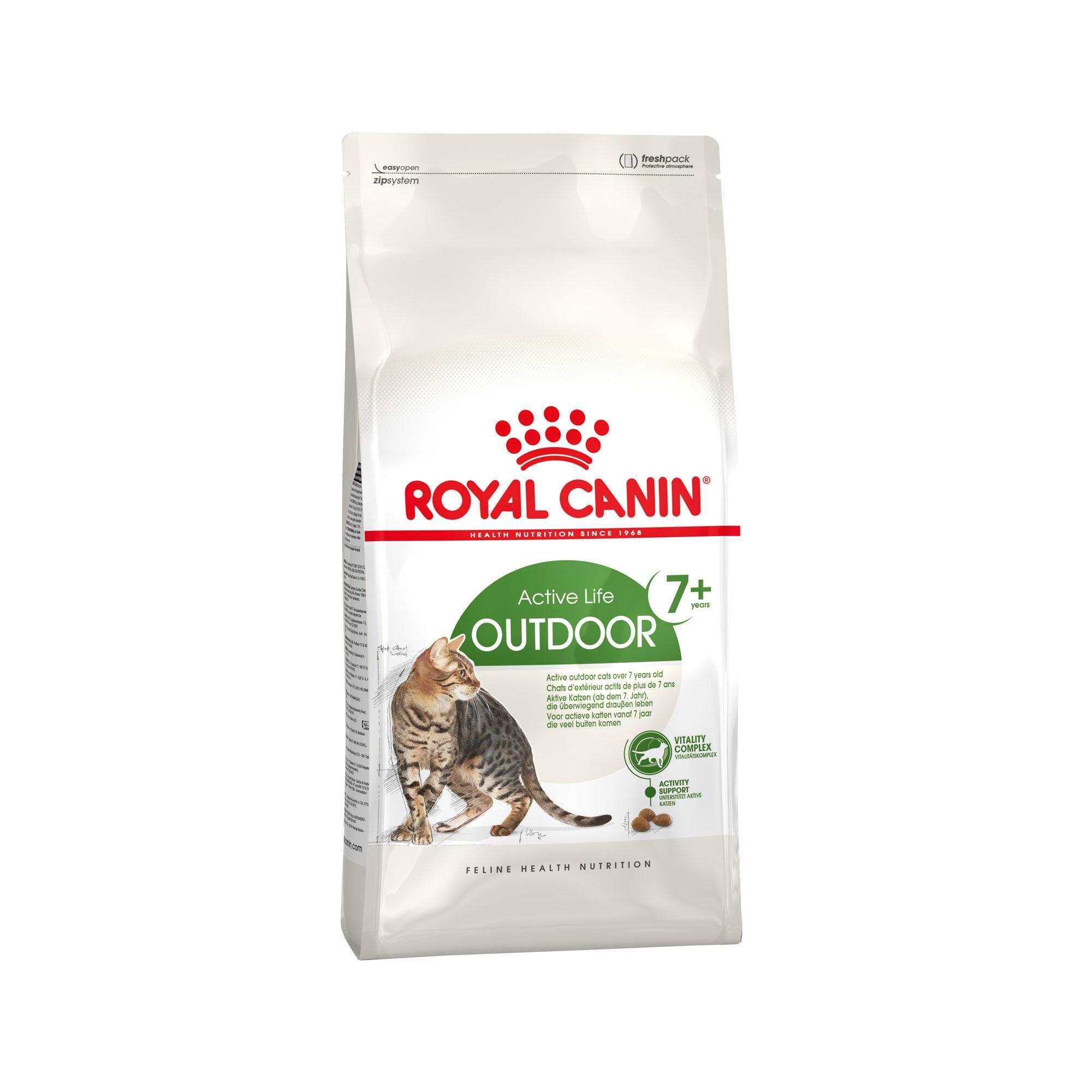 Royal Canin Outdoor 7+ Katzenfutter