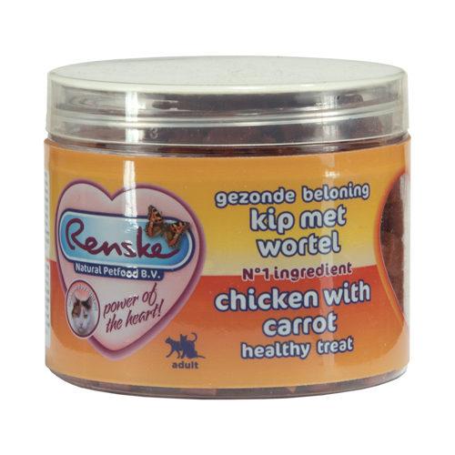 Renske Gesunde Belohnung - Huhn & Karotte