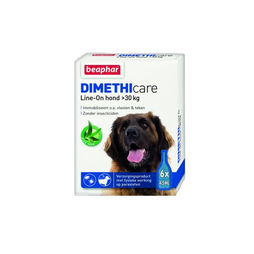 Beaphar DIMETHIcare Line-on Hund - mehr als 30 kg