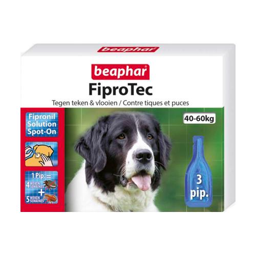 Beaphar FiproTec Spot-On Hund - 40 - 60 kg