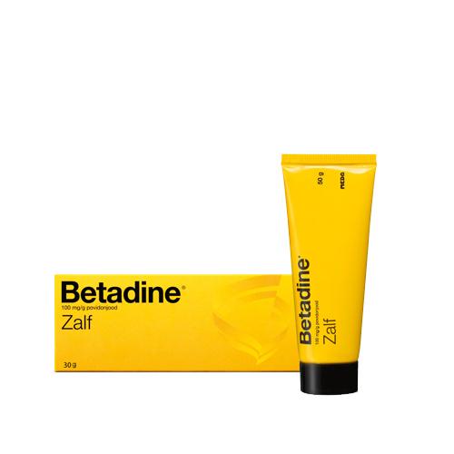 Betadine Salbe