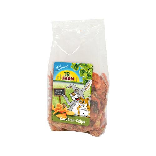 JR Farm Gemüse-Chips - Karottenchips