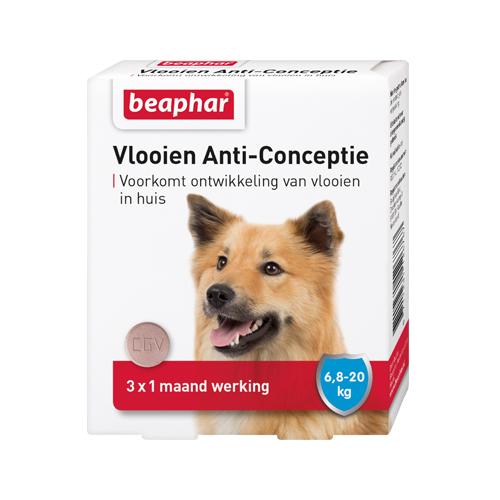 Beaphar Flohschutz für Hunde - 6,7 - 20 kg