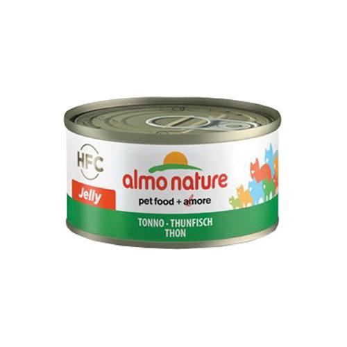 Almo Nature HFC 70 Jelly Katzenfutter - Dosen - Thunfisch