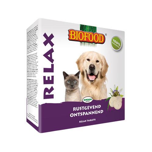 Biofood Relax Hefetabletten