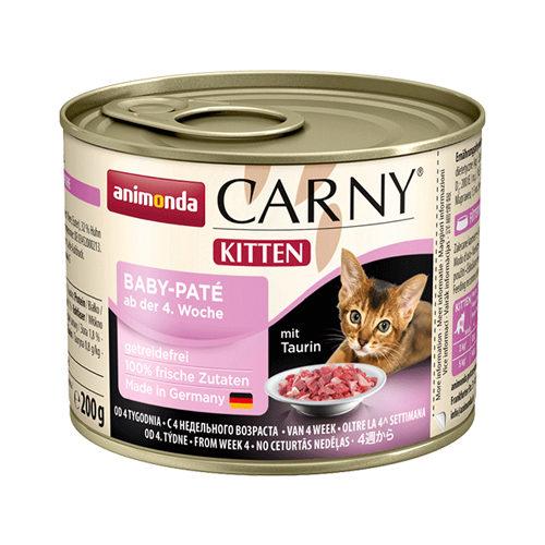 Animonda Carny Baby-Paté Kittenfutter - Dosen