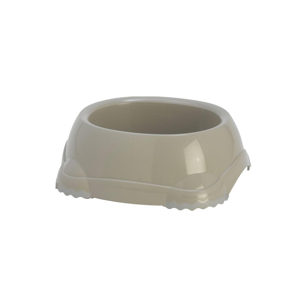 Moderna Plastic Hundenapf Smarty - Grau