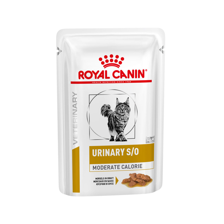 Royal Canin Urinary S/O Moderate Calorie Katzenfutter - Frischebeutel