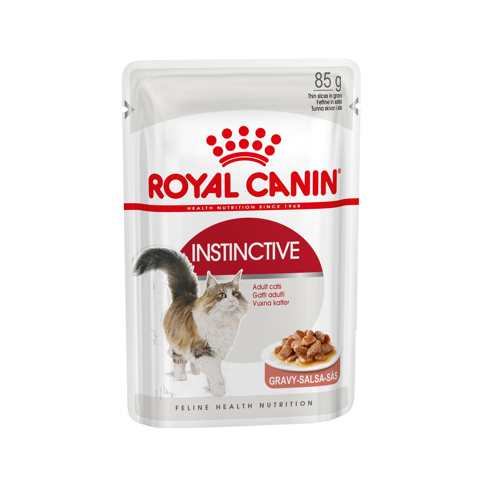 Royal Canin Instinctive in Gravy Katzenfutter - Frischebeutel