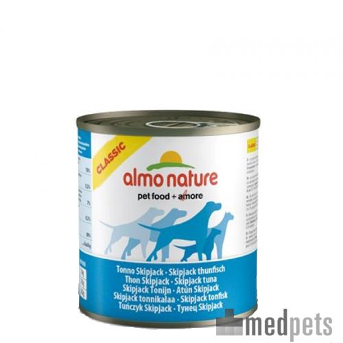 Almo Nature Classic Adult Hundefutter - Dosen - Skipjack Hundefutter