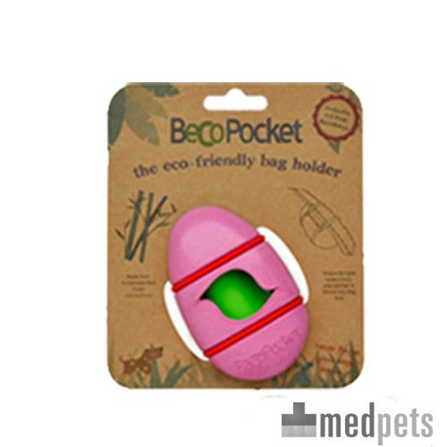Beco Pocket Kotbeutelspender - Rosa