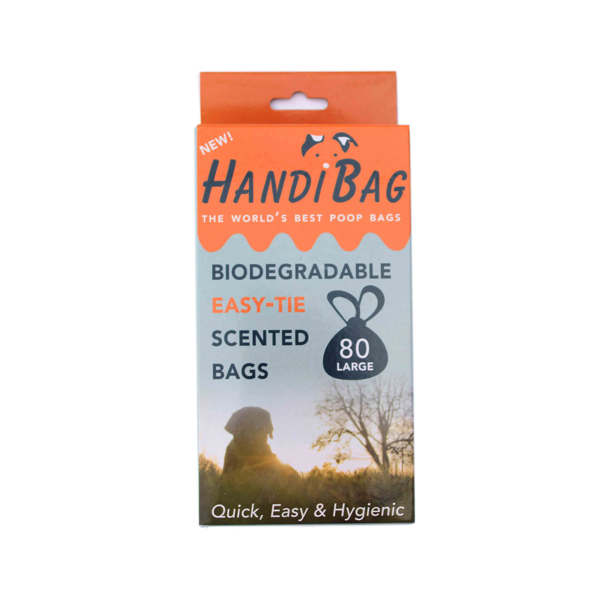 HandiBag Biodegradable-Gassibeutel
