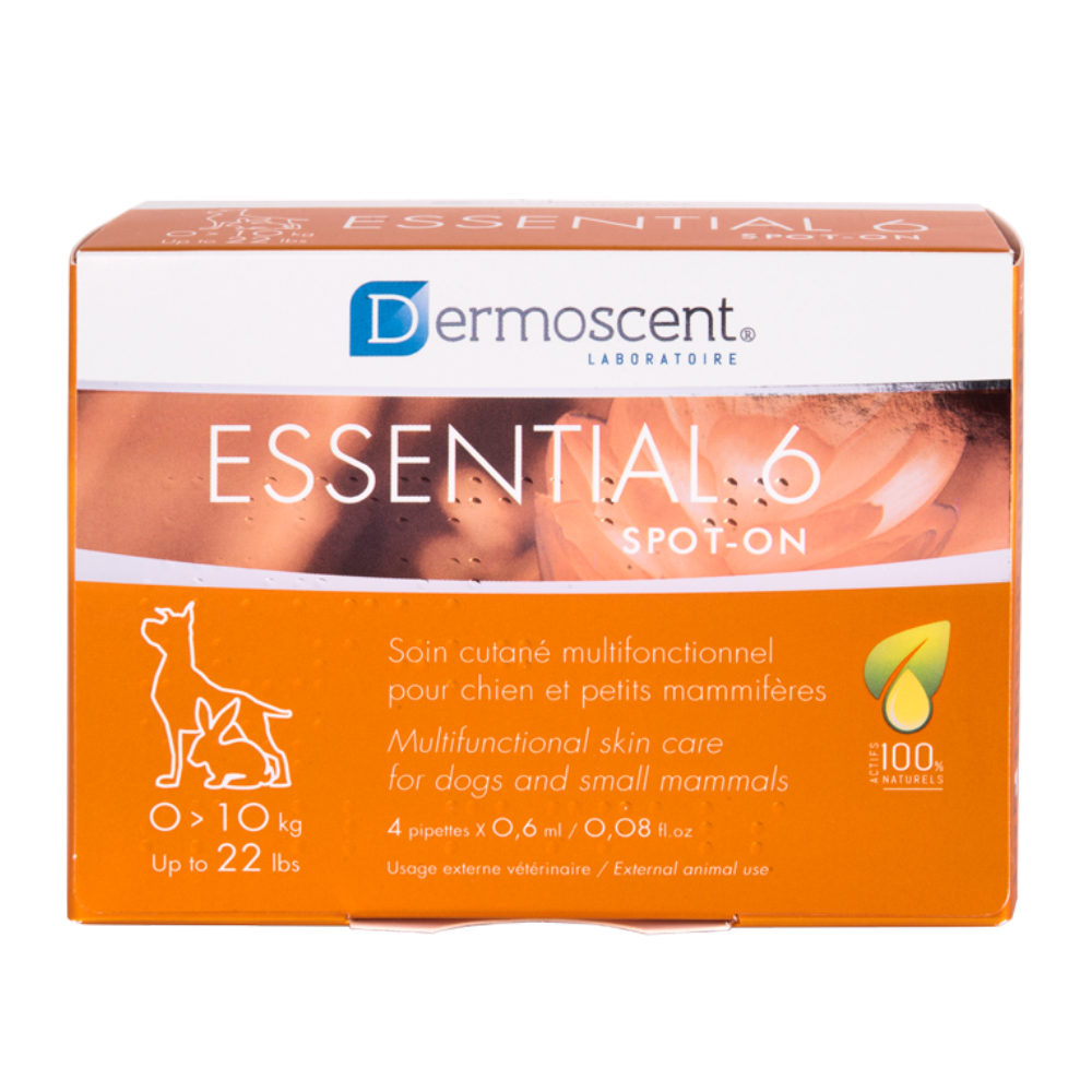 Dermoscent Essential Spot-On 1 - 10 kg