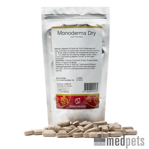 Monoderma Dry - Hunde
