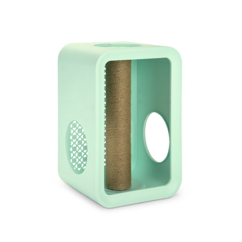Beeztees Cat Cubes Scratch - Mellow Mint