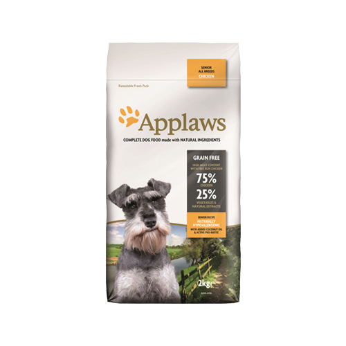 Applaws All Breed Senior Hundefutter - Huhn