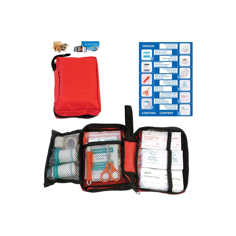 Duvo+ Erste-Hilfe-Set