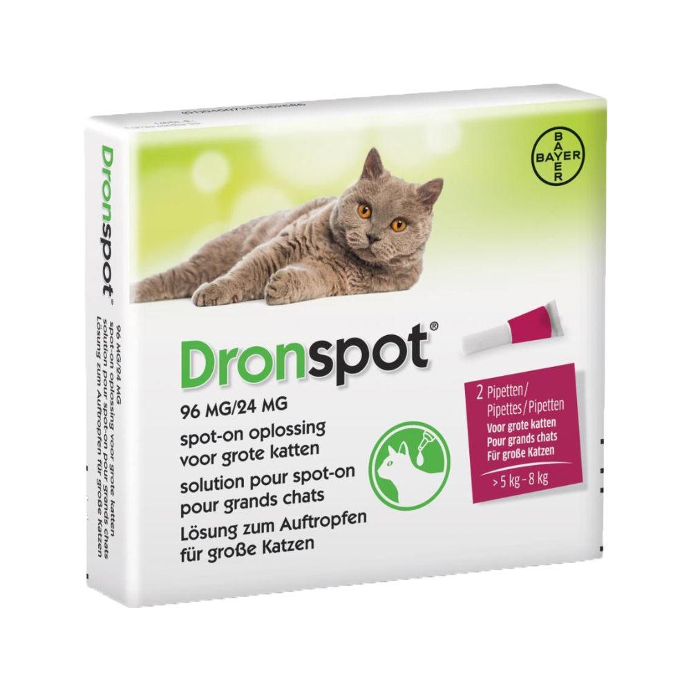 Dronspot Spot-on - große Katzen