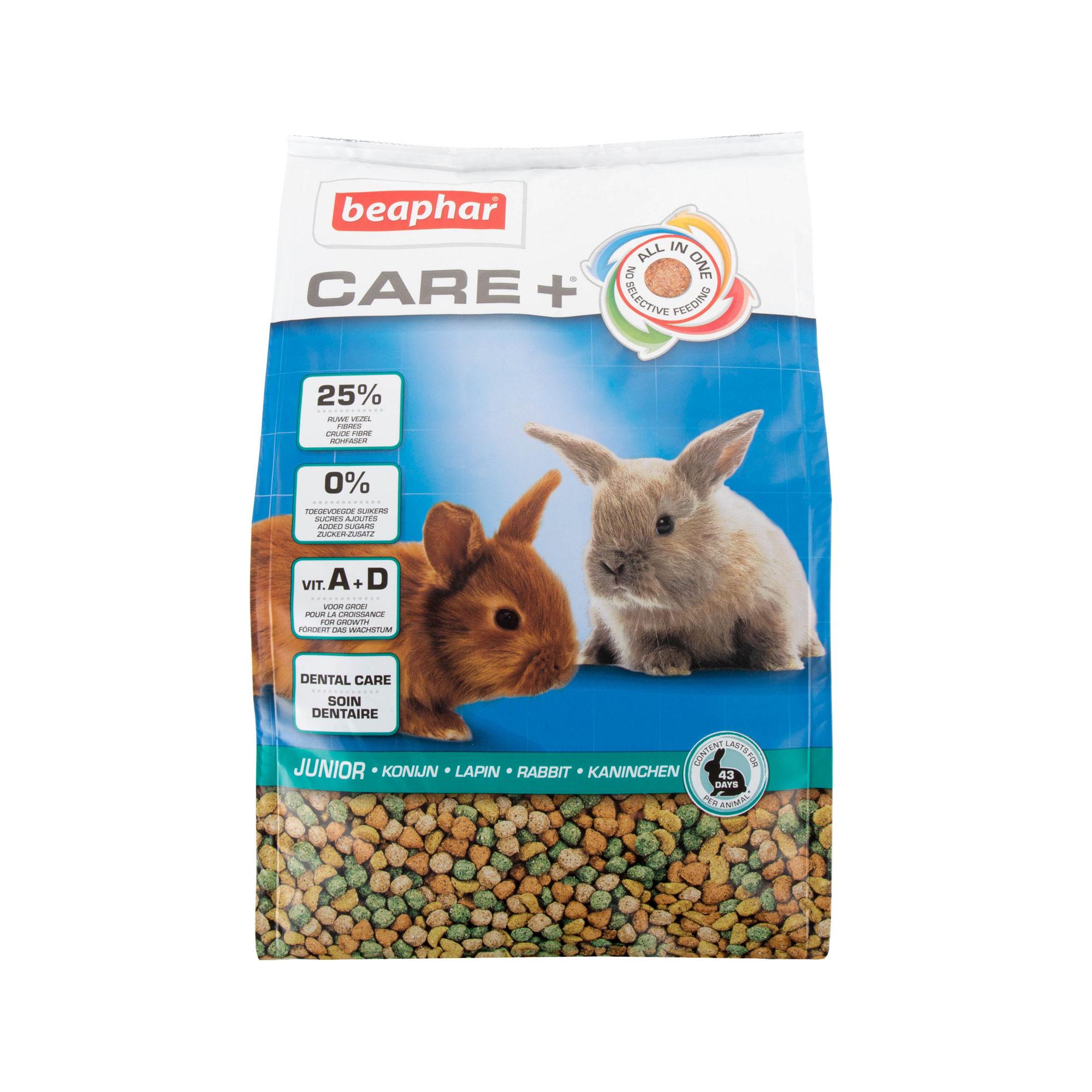 Beaphar Care+ Kaninchen Junior - 1,5 kg
