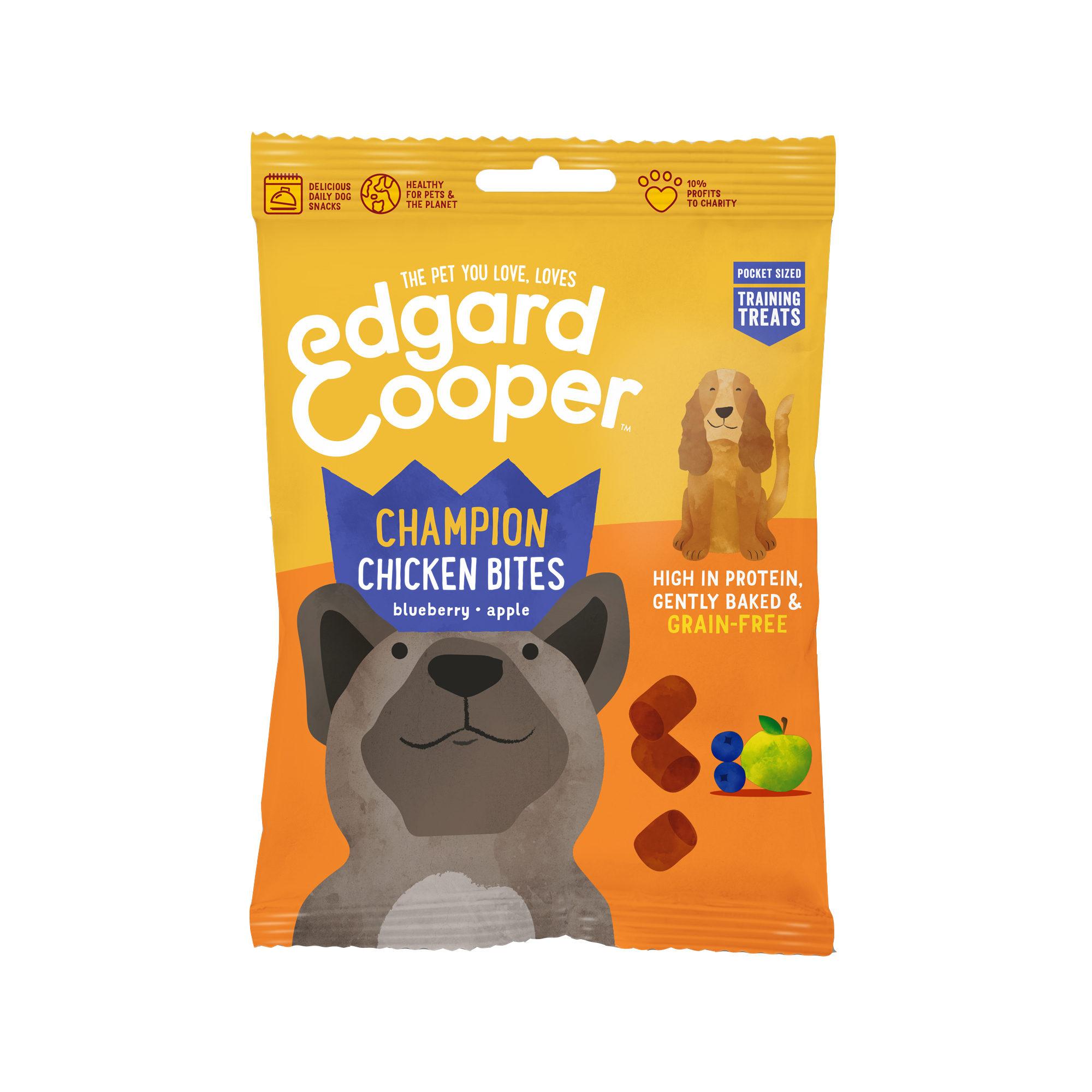 Edgard & Cooper Bites - Huhn
