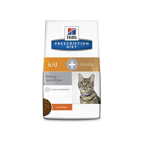 Hill's Prescription Diet k/d + Mobility Katzenfutter - Frischebeutel