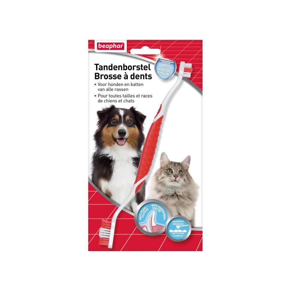 Beaphar Dog-A-Dent Zahnbürste