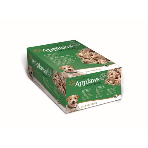 Applaws Hundefutter Chicken Sellection - Dosen - Multipack