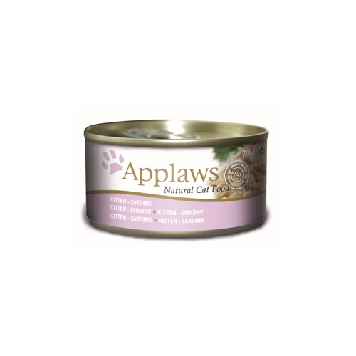 Applaws Kittenfutter - Dosen - Sardine