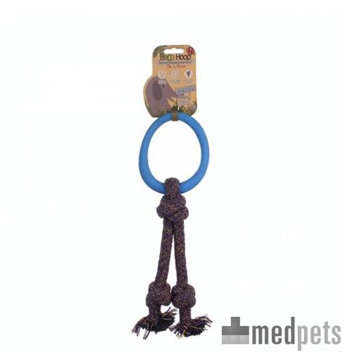 Beco Hoop on Rope - Blau