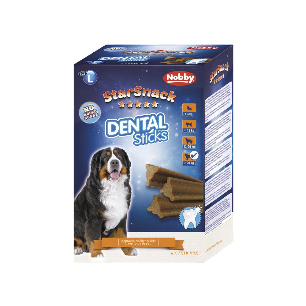 Nobby Starsnack - Dental Sticks