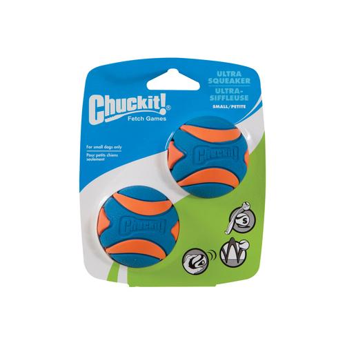 Chuckit! Ultra Squeaker Ball - 1 Stück