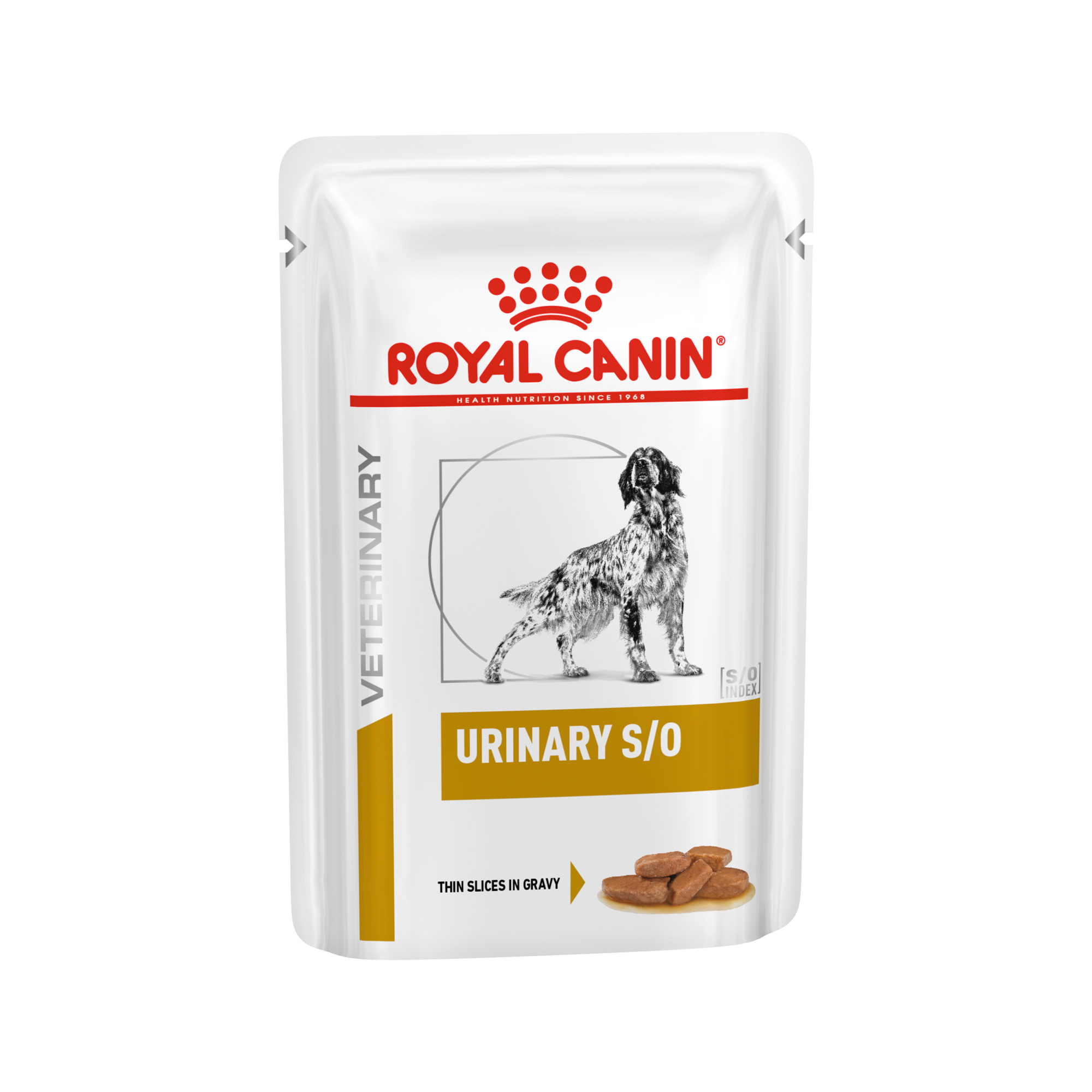 Royal Canin Urinary S/O Hundefutter - Frischebeutel