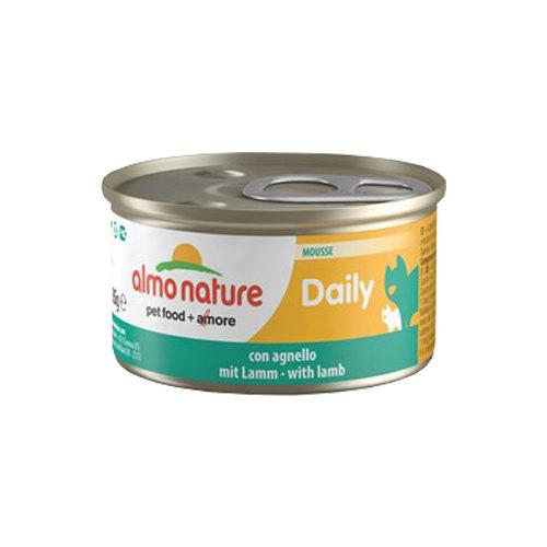 Almo Nature Daily Menu Mousse Katzenfutter - Dosen - Lamm