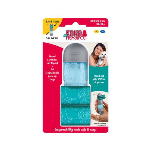 KONG HandiPOD Clean Refill Mini
