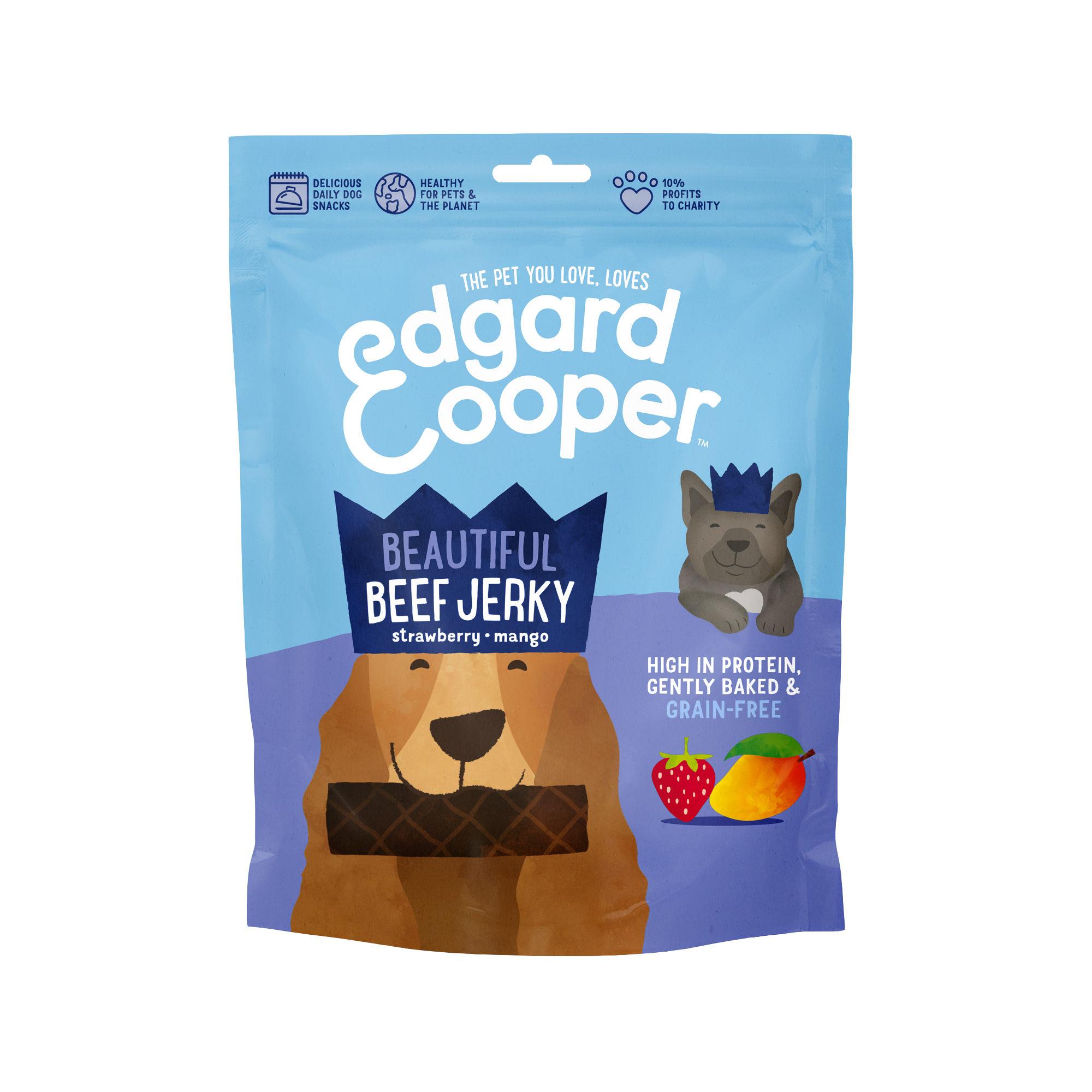 Edgard & Cooper Jerky - Rind